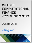 MATLAB Computational Finance Virtual Conference
