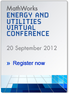 MathWorks Energy and Utilities Virtual Conference - Register now