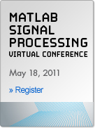 MATLAB Signal Processing Virtual Conference